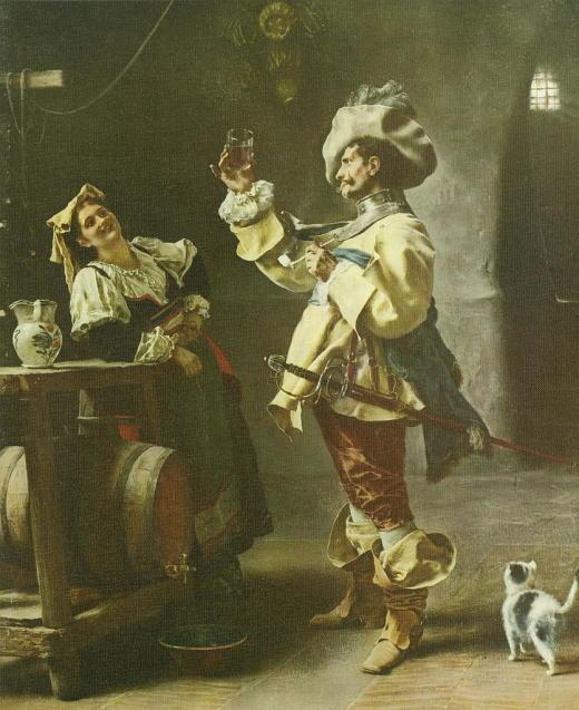 VIF-001 Der Trinker_RL