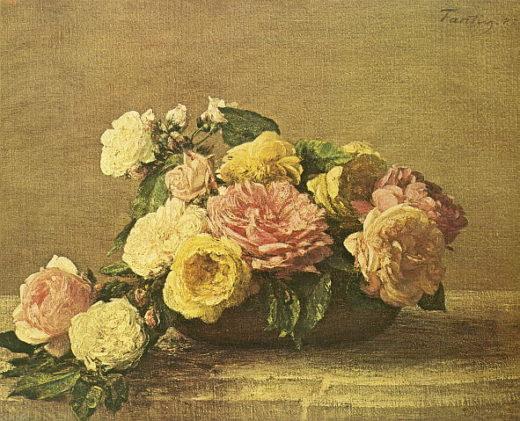 FL-001 Rosen in einer Schale_RL