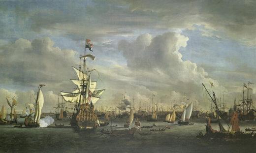 VW-001 Der Hafen von Amsterdam_RL