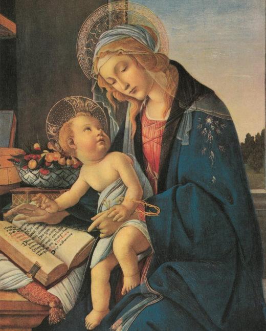 BO-001 Die Madonna mit Christkind_RL