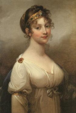 """Kunstdruck """"Luise Königin von Preussen"""" von Joseph Grassi"""