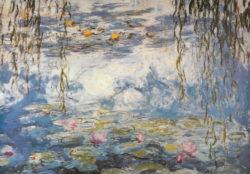 """Kunstdruck """"Les Nympheas"""" von Claude Monet"""