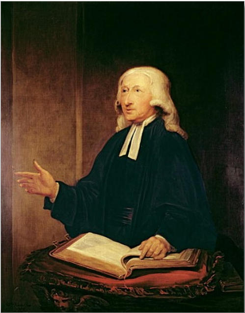 HA-Portrait of John Wesley