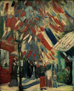 """Vincent van Gogh """"Le 47 x 39 cm"""