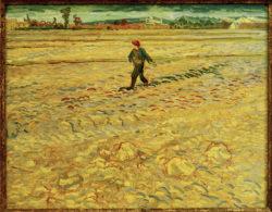 """Vincent van Gogh """"Le Semeur"""" (Der Saemann) 72 x 91,5 cm"""