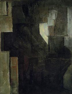 """Piet Mondrian """"Portrait of a Lady"""" 115 x 88 cm"""