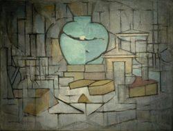 "Piet Mondrian ""Still Life with Ginger Pot"" 92 x 120 cm"