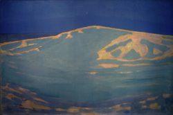 """Piet Mondrian """"Summer Dune in Zeeland"""" 134 x 195 cm"""