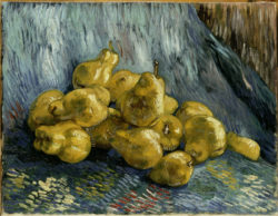 """Vincent van Gogh """"Quittenstilleben"""" 46 x 59,5 cm"""