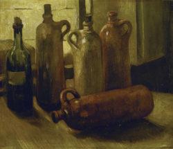 "Vincent van Gogh ""Kruege"" 49,5 x 57,4 cm"