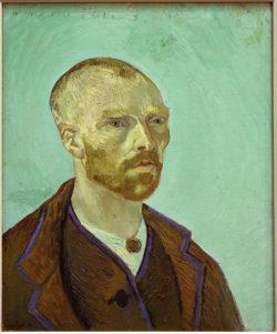 "Vincent van Gogh – ""Selbstbildnis 61 x 50 cm"