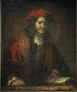 """Rembrandt """"Porträt-eines-Magistraten"""" 102 x 80 cm"""