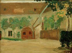 """Egon Schiele """"Stiftstischlerei"""" 33 x 25 cm"""