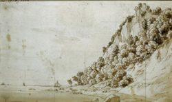 """Caspar David Friedrich """"Wissower Klinken""""  205 x 131 cm"""