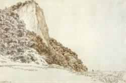 "Caspar David Friedrich ""Stubbenkammer""  366 x 236 cm"