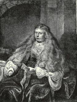 """Rembrandt """"Die-große-Judenbraut"""" 163 x 217 cm"""