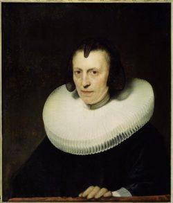 """Rembrandt """"Bildnis-der-Aletta-Adriaensdr"""" 29.5 x 42.3 cm"""
