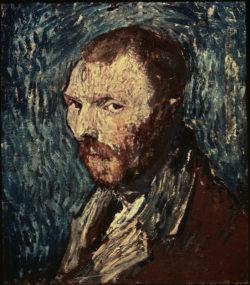 "Vincent van Gogh ""Selbstbildnis"" 51 x 45 cm"