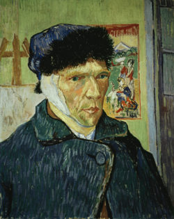Vincent van Gogh Groot-Zundert bei Breda 30.3.1853 – 60 x 49 cm