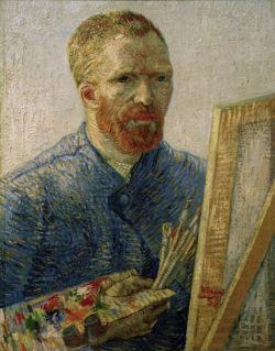 Vincent van Gogh Groot-Zundert bei Breda 30.3.1853 – 65 x 50,5 cm