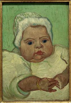 """Vincent van Gogh """"Portraet Marcelle Roulin"""" 35,5 x 24,5 cm"""