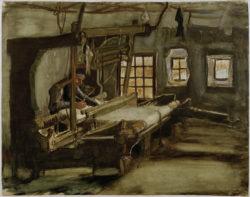 "Vincent van Gogh ""Weber"" 35,5 x 44,6 cm"