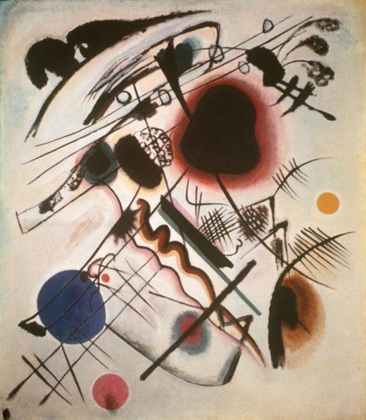"Wassily Kandinsky ""Tache Noire"" 120 x 137 cm 1"