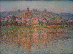 """Claude Monet """"Vetheuil im Sommer"""" 90 x 67 cm"""
