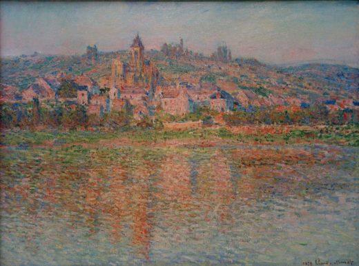 """Claude Monet """"Vetheuil im Sommer"""" 90 x 67 cm 1"""
