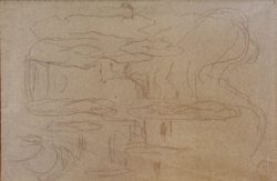 "Claude Monet ""Nympheas -Seerosen"" 47 x 31 cm"