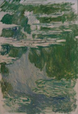"""Claude Monet """"Studie für Seerosen"""" 73 x 105 cm"""