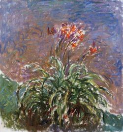 "Claude Monet ""Hemerocallis"" 140 x 150 cm"