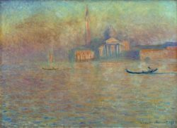 """Claude Monet """"San Giorgio Maggiore"""" 81 x 59 cm"""
