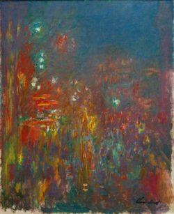 """Claude Monet """"Leicester Square"""" 64 x 80 cm"""