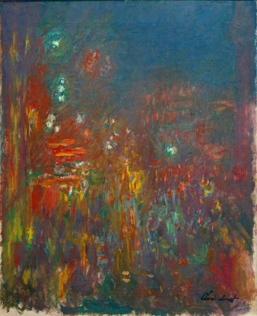 """Claude Monet """"Leicester Square"""" 64 x 80 cm 1"""