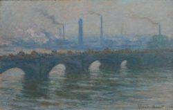 """Claude Monet """"Waterloo Bridge"""" 92 x 63 cm"""