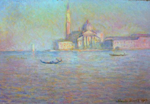 """Claude Monet """"San Giorgio Maggiore"""" 92 x 65 cm 1"""