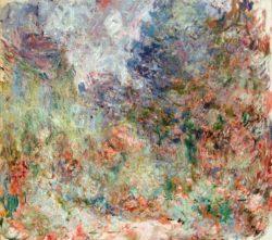 """Claude Monet """"Das Haus des Künstlers"""" 100 x 89 cm"""
