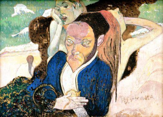 """Paul Gauguin """"Nirwana""""  29 x 20 cm 1"""