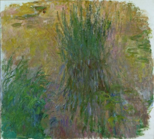 "Claude Monet ""Nympheas -Seerosen"" 200 x 180 cm 1"