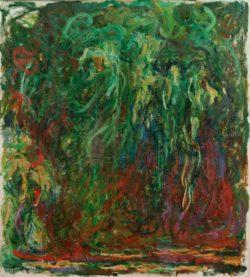 """Claude Monet """"Trauerweide"""" 100 x 110 cm"""
