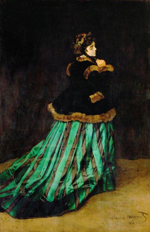 """Claude Monet """"Camille Monet"""" 151 x 231 cm 1"""