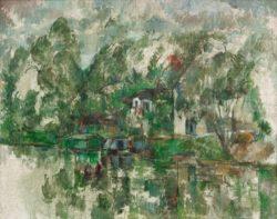 """Claude Monet """"Die Allee"""" 55 x 73 cm"""