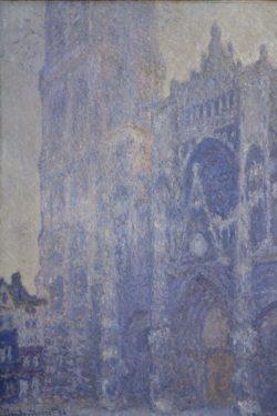 """Claude Monet """"Die Kathedrale von Rouen"""" 73 x 106 cm"""