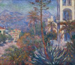 """Claude Monet """"Die Villen in Bordighera"""" 130 x 115 cm"""