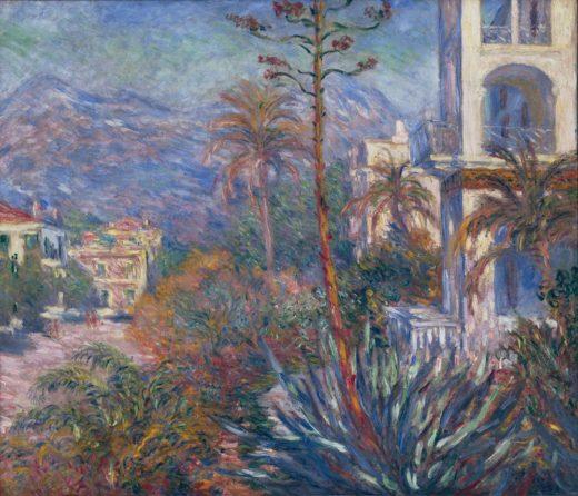 """Claude Monet """"Die Villen in Bordighera"""" 130 x 115 cm 1"""