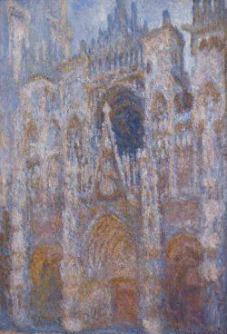 """Claude Monet """"Kathedrale Rouen"""" 63 x 91 cm"""