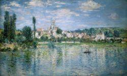 """Claude Monet """"Vetheuil im Sommer"""" 100 x 65 cm"""