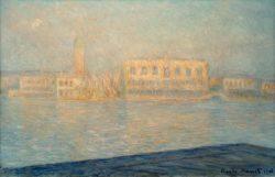 """Claude Monet """"Der Dogenpalast"""" 100 x 65 cm"""