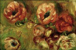 "Auguste Renoir ""Die Anemonen"" 32 x 25 cm"